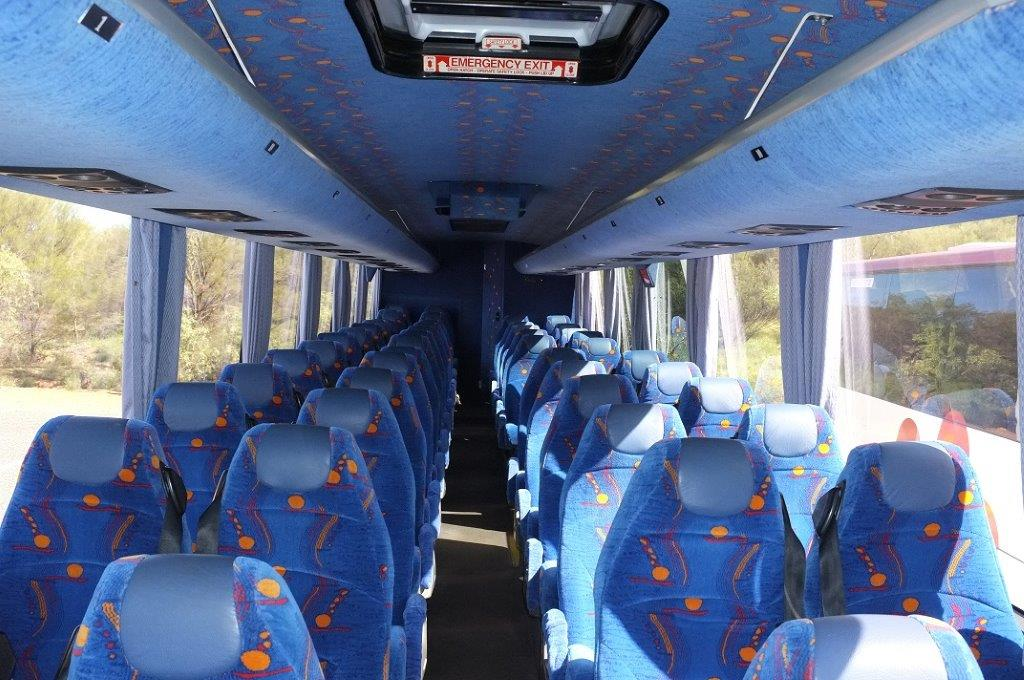 Luxury Coach Charter and Tours in Western Australia and Northern